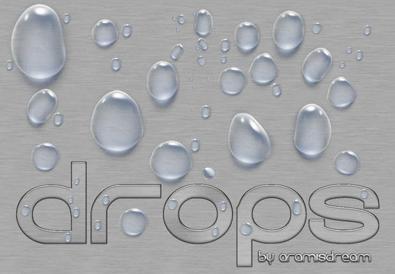 Drops by Aramisdream