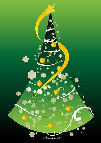 Christmas-Tree by Aramisdream