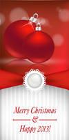 Christmas Greeting Banner 2012