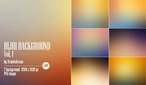 Blur Background - Vol. I