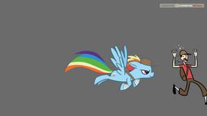 Rainbows Make Me Cry