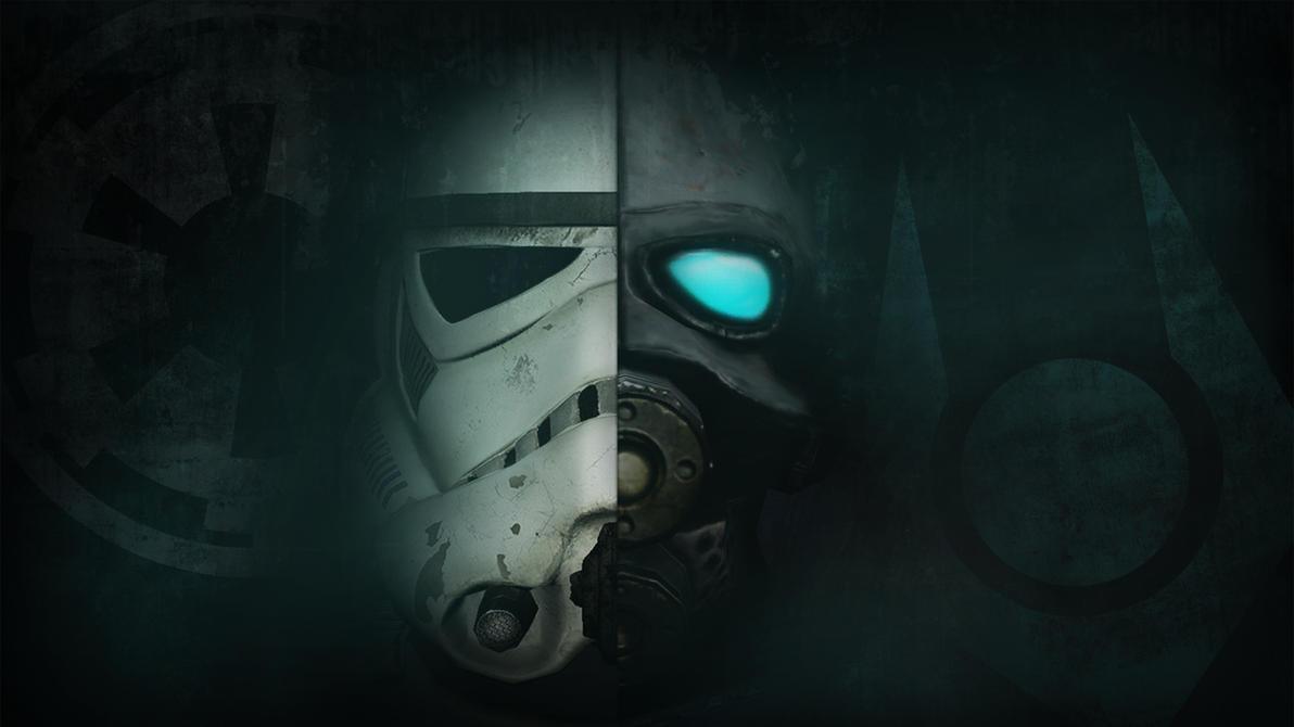 Half Life 2 Combine Wallpaper: Conquer Wallpaper (Combine/Empire) By JayFordGraphics On