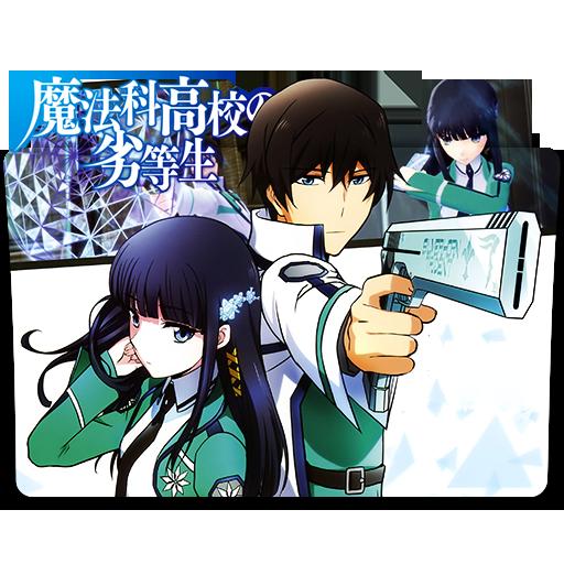 """Képtalálat a következőre: """"Mahouka Koukou no Rettousei 512x512"""""""