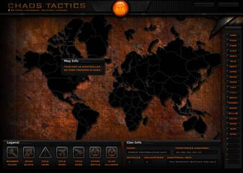 CT Flash Tournament Interface