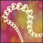 Venus Love-me-Chain Brush