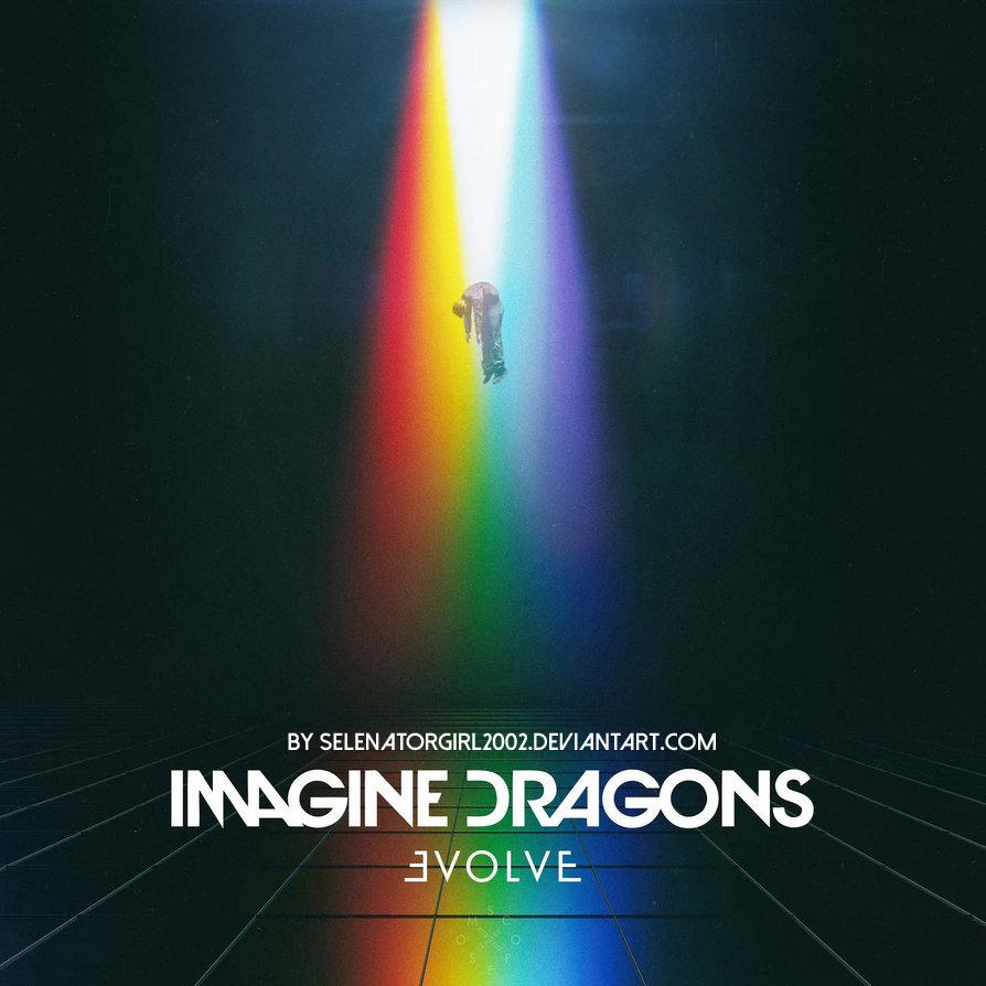 Imagine Dragons - EVOLVE ALBUM ( FULL ) by SelenatorGirl2002 on