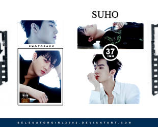 SUHO (EXO) PHOTOPACK || 166 by SelenatorGirl2002