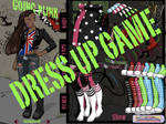 Going Punk Dress Up Game