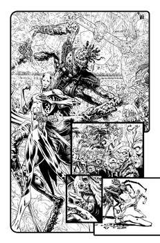 Page 2 issue 1 The Green Lantern