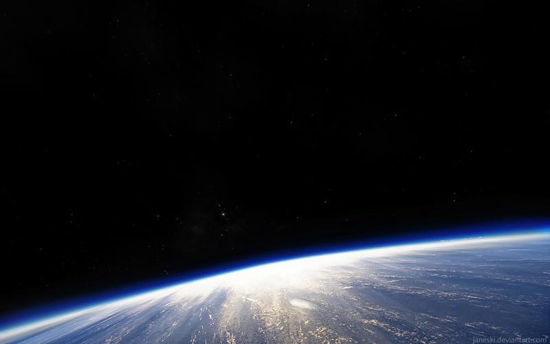 Planet by Janeski