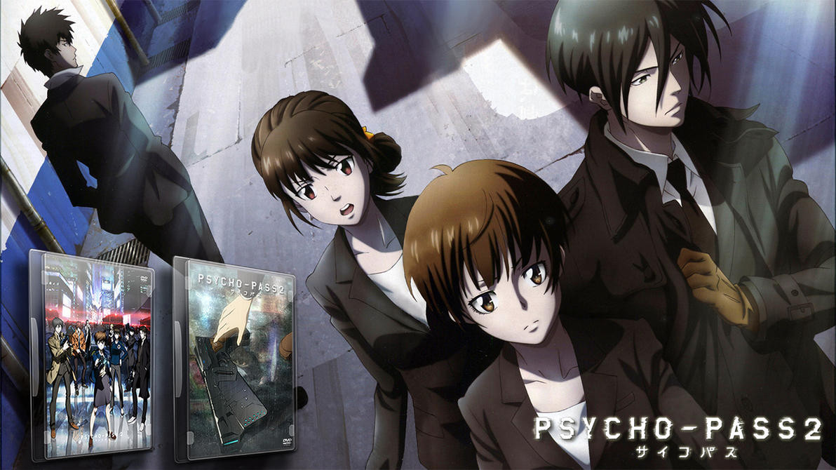 Psycho-Pass 2 by sad6549775