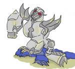 Megatron's Gladiator Days