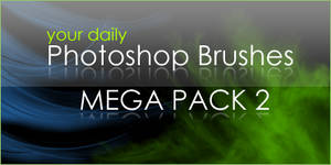 Photoshop Brushes MEGA PACK 2