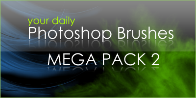 Photoshop Brushes MEGA PACK 2 by eds-danny