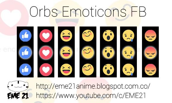 ORBS EMOTICONS W7 by EME-21