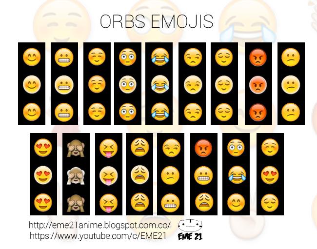 orbs emojis by eme 21