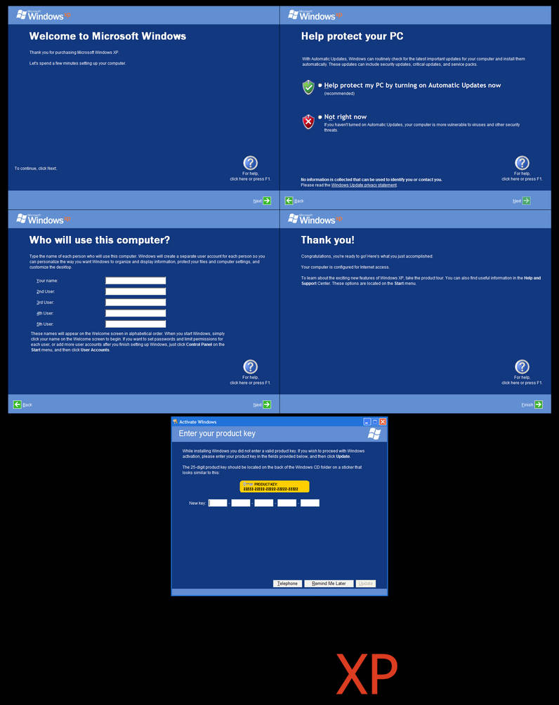 Metro XP Out of Box Experience by Ebhefgy on DeviantArt