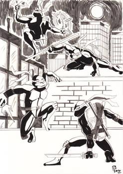 Go Ninja, Go Ninja, Go!!!!