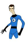 Classic Fantastic Four : Mr Fantastic