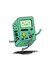 Adventure Time : BMO by OwenOak95