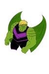 Young Avengers : Hulkling by OwenOak95