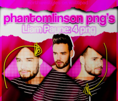[pack] #001 Liam Payne's png pack.
