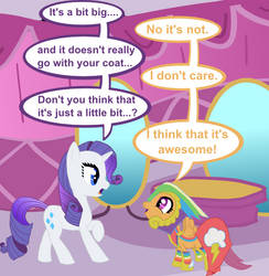 Scootaloo always dresses in style