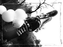 Murder Balloons by CelestialPearl