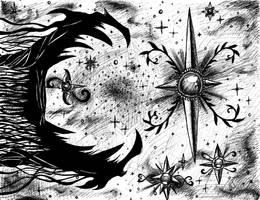 Death Star Eater by CelestialPearl