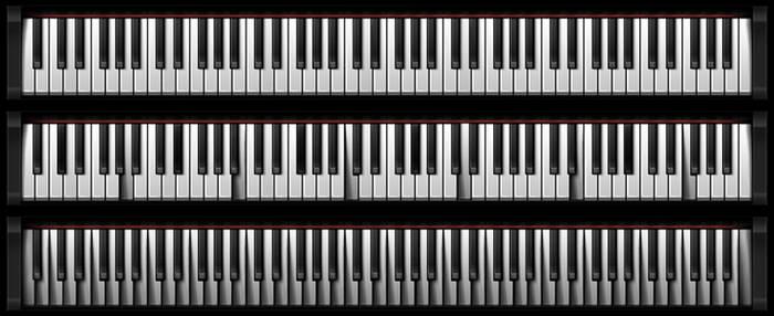 PIANO, for Rainmeter