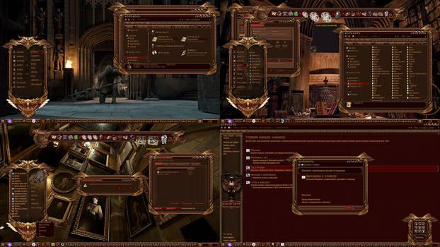 HOGWARTS theme for windows7