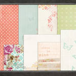 Ditsy Paper Pack