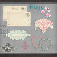 Parisian by DaydreamersDesigns