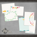 My Happy Place Journal Cards 2