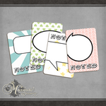 Its Noted Journal Cards
