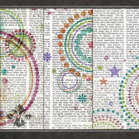 Work of Art Papers by DaydreamersDesigns