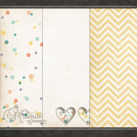 Country Garden Papers by DaydreamersDesigns