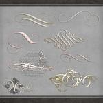Ethreal Scroll Elements