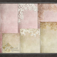 Ethreal Papers Set 3 and 4 by DaydreamersDesigns