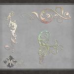 Ethreal Glitter Elements