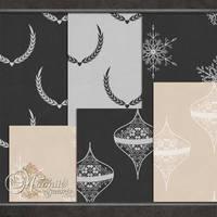 Festive Backgrounds by DaydreamersDesigns