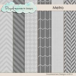 Metro by DaydreamersDesigns