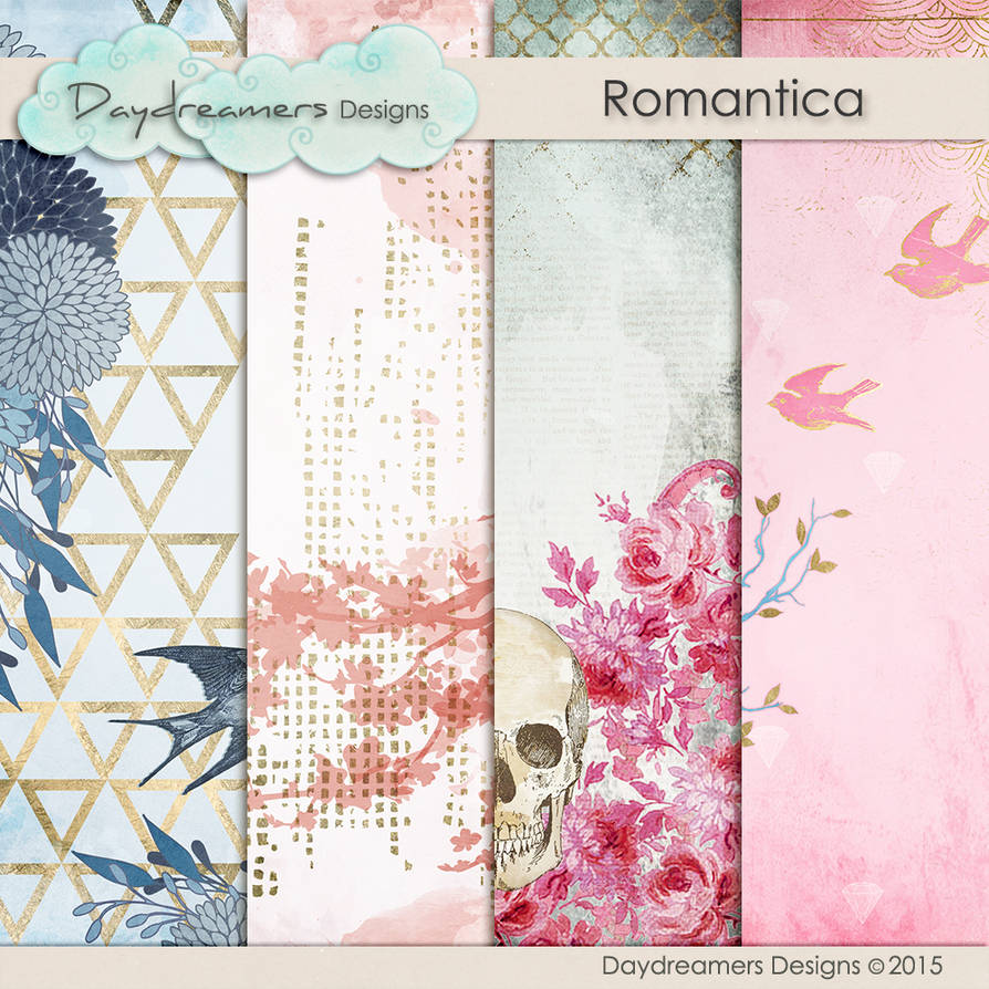 Romantica by DaydreamersDesigns