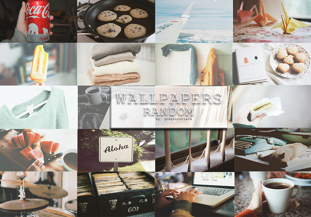 Random Wallpapers. by GregTutorials