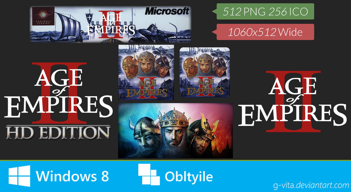 Age of Empires II by g-Vita