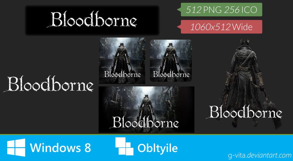 Bloodborne Icon by g-Vita