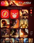 The Flash TV Icon by g-Vita