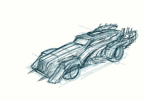 vehicle sketch 01