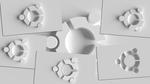 Ubuntu White Wallpaper Collection