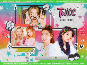 #055 PNG PACK: TWICE (FANFARE)